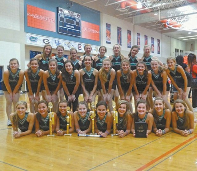0912 Dorians dance team