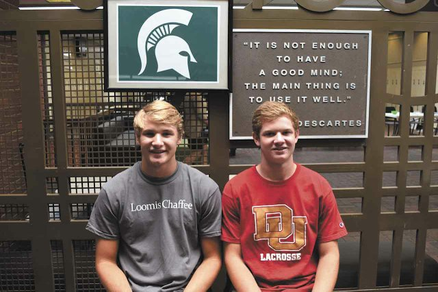 Jacob and Zachary Carroll