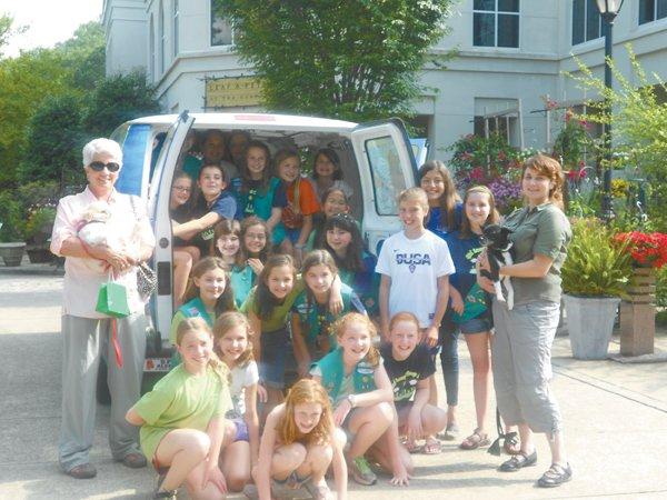 0912 Girl Scout Troop 31.