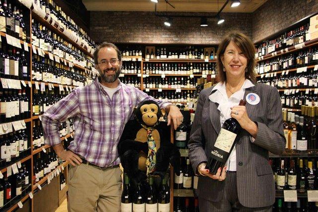 Atkinson DeBrecht Western Wine Department