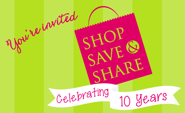 Shop Save & Share