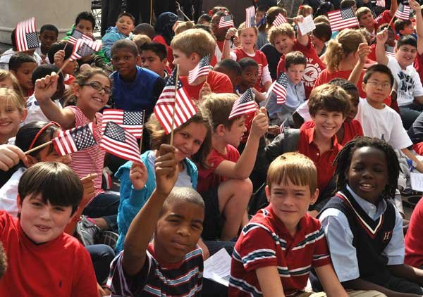 Patriot Day 91112 children