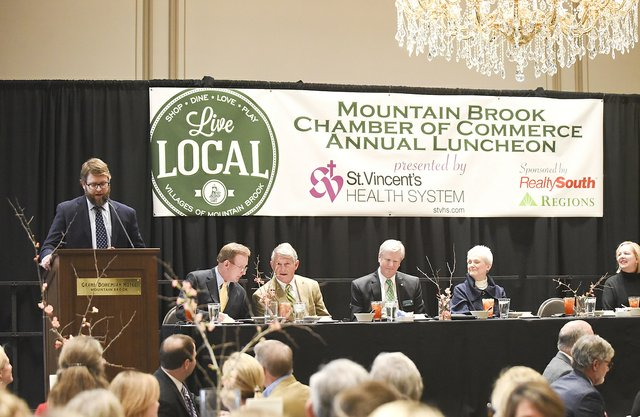 Mt Brook Chamber Luncheon.JPG