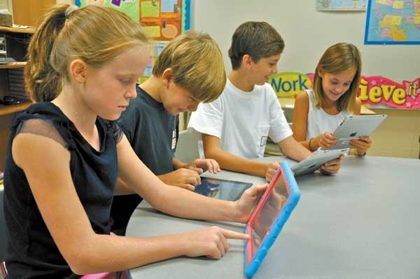 1012 Mountain Brook Schools Foundation Crestline iPads