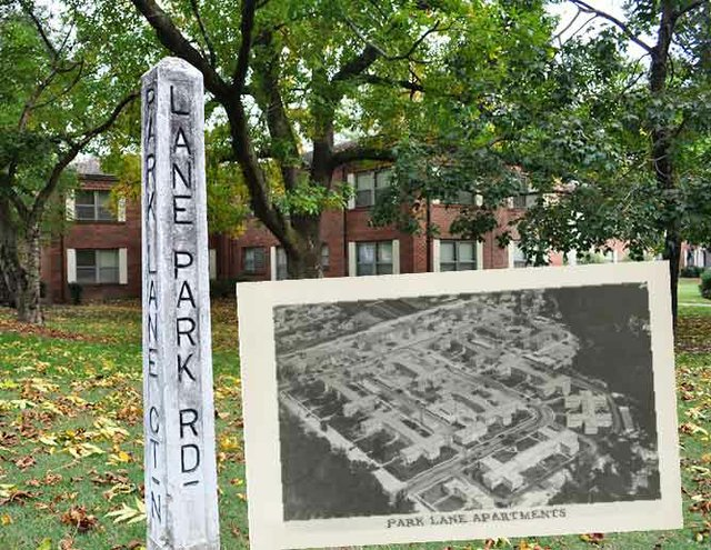 1112 Park Lane Apartments