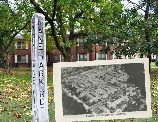 Park Dale Lane Apartments