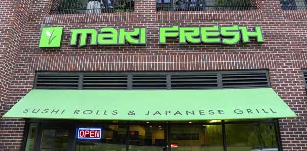 maki fresh