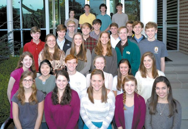 1112 National Merit Semifinalists