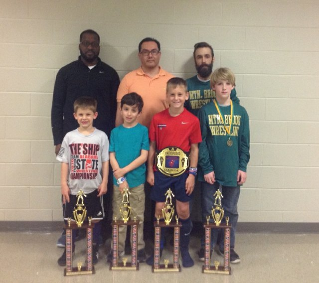 Mountain Brook Youth Wrestling