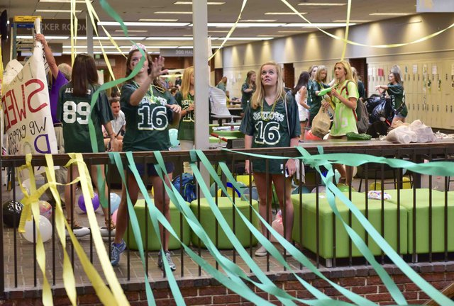 Mounitan Brook High Senior Day