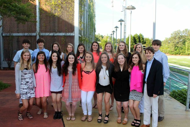 Leadership Mountain Brook 2016-2017
