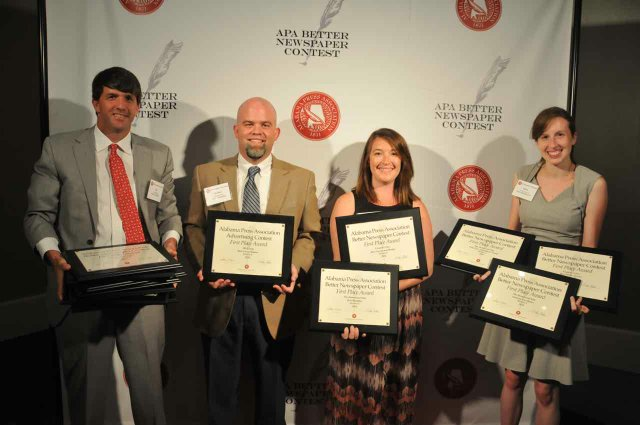 Starnes Publishing APA awards