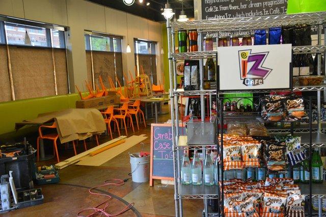 IZ Neighborhood Grocery Store
