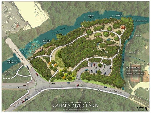 Cahaba River Park