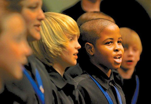 1212 Birmingham Boys Choir