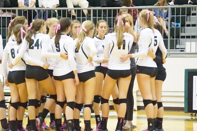 Moutain Brook Volleyball