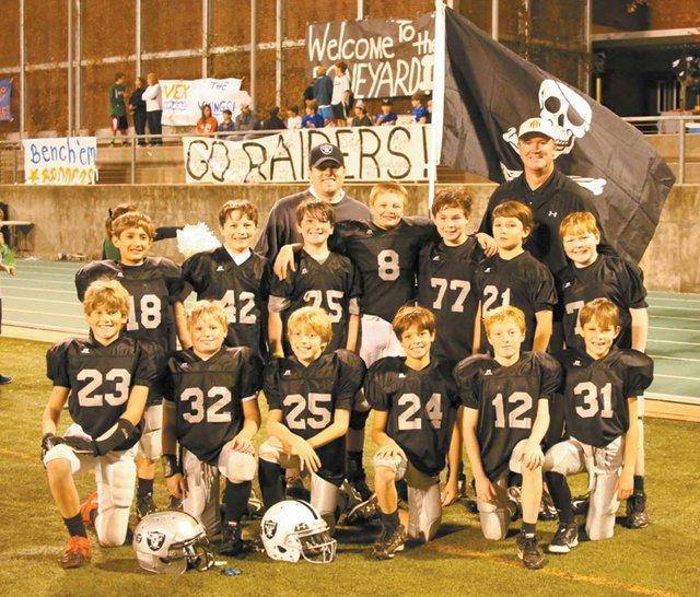1212 Fifth Grade Raiders