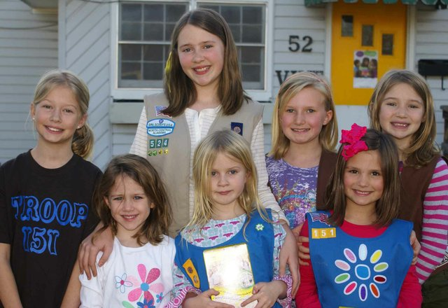 MBE-girl scouts