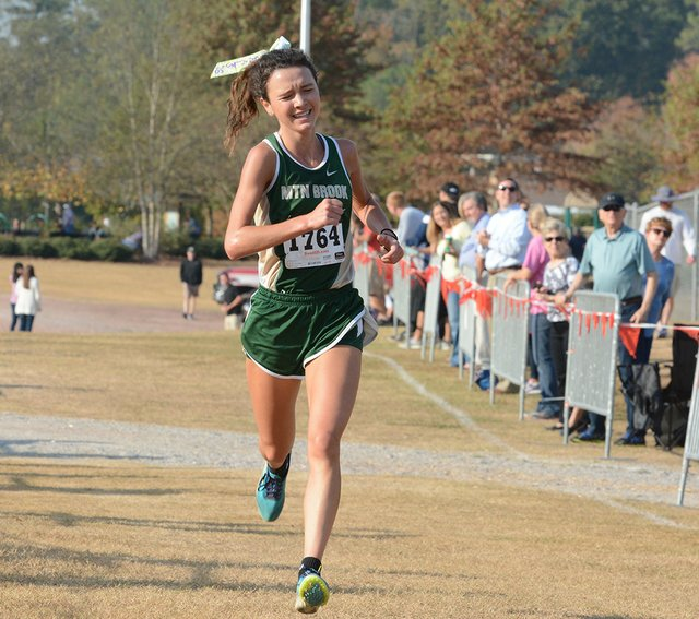 Mountain Brook cross country