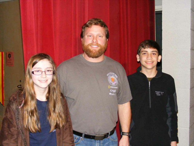 0116 Highlands Geography Bee