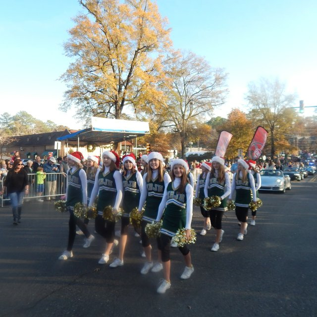 Mountain Brook Holiday Parade