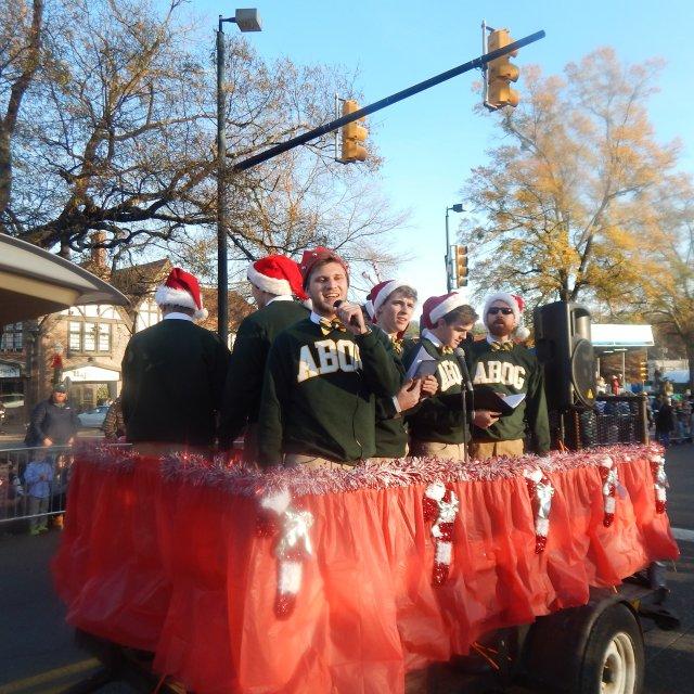 Mountain Brook Holiday Parade 2016