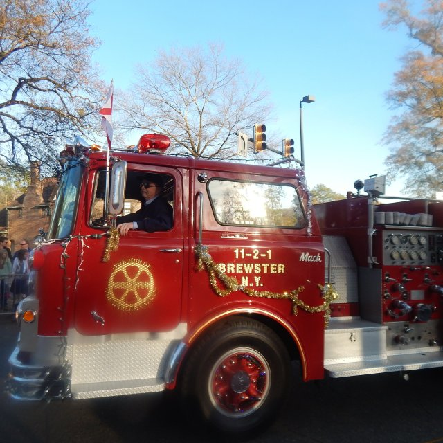 Mountain Brook Holiday Parade 2016