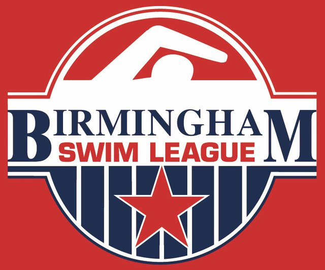 Birmingham Swim League Logo