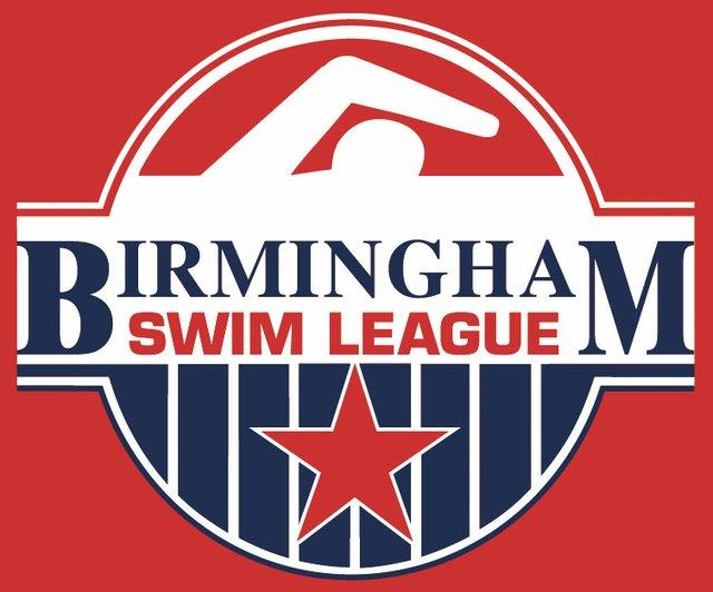Birmingham Swim League Logo