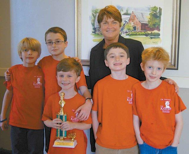 0213 MBE chess team