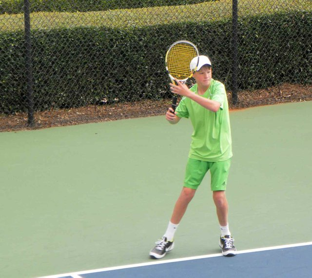 0213 Tennis Conner Morgan