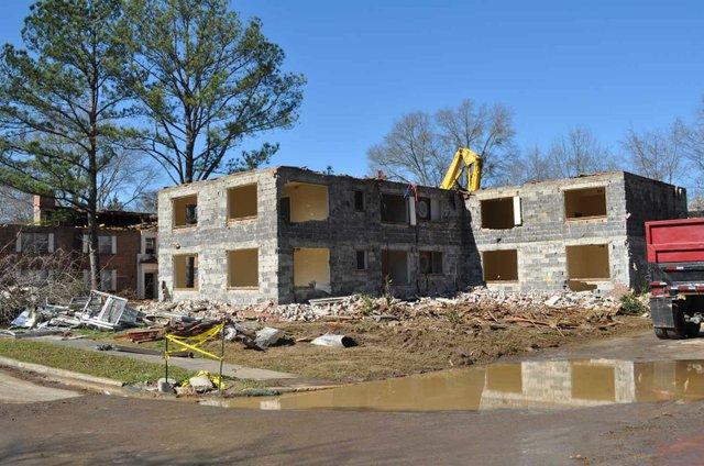0213 Lane Park demolition