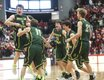 Mountain Brook boys basketball VS Gadsden City 2017