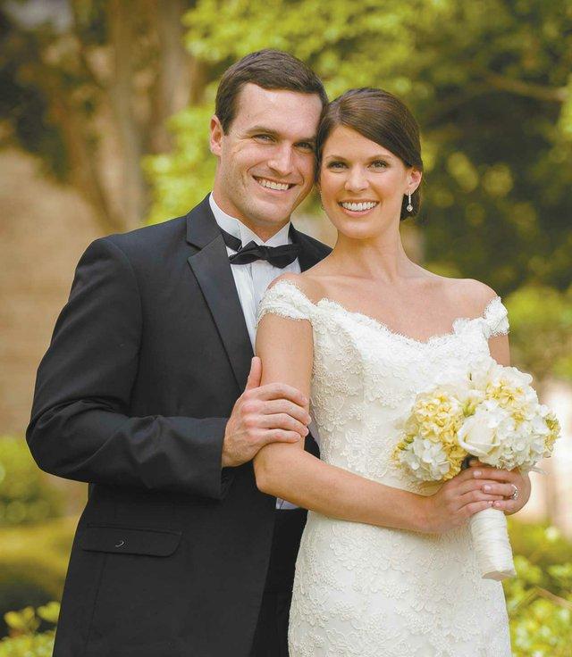 0313 McKinney-Burkett Wedding