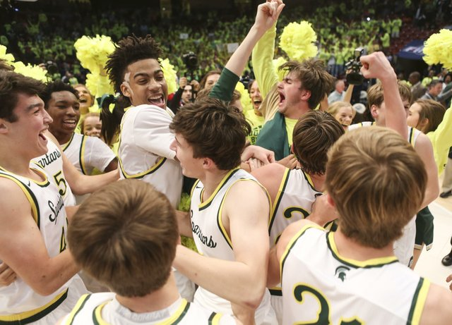 Mountain Brook Boys Basketball State Championship 2017